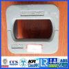 ABS CCS Lr Gl Nk BV Verklaarde Single160mm 178mm Opgeheven ISO Stichtingen