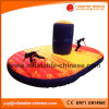 Juego inflable del deporte del baloncesto de la corrida del amortiguador auxiliar de la meta 2017 (T7-202)