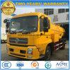 4X2 Dongfeng価格12000リットルの真空の下水の吸引のトラックの