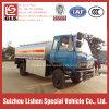 Caminhão de entrega do petróleo do caminhão de petroleiro do petróleo 12000 litros