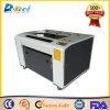 CO2 Laser-Ausschnitt-Gravierfräsmaschine für Plastik, Holz, hölzerne Platte