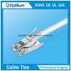 Ohne Hilfsmittel-Edelstahl Schaltklinke-Lokt Kabelbinder 10*400mm
