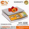 Entramado de acero inoxidable AC110V/220V que pesa la escala computacional del precio