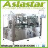 Boissons carbonatées automatiques d'acier inoxydable mettant en boîte la machine remplissante de cachetage