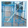 El Ce durable seguro pasó el andamio de Cuplock de la construcción