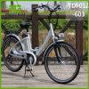 Vélo électrique élégant de ville de dames Ebike de confort bon marché