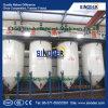 Macchina di raffinamento dell'olio della palma/girasole della pianta di raffineria del petrolio greggio