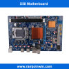 2017 LGA1366 carte mère de vente chaude du plot X58