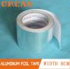 8 cm Hochtemperaturisolierungs-wasserdichtes Aluminiumfolie-Band