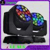 DMX DJ 19X15Wの蜂の目LED移動ヘッドライトK10 B目