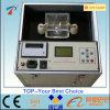 Tester automatico di tensione di ripartizione dell'olio del trasformatore (tester di BDV)