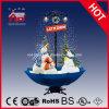 De binnen LEIDENE van de Gift van Kerstmis van de Verlichting Sneeuwende Decoratie van Kerstmis
