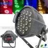 18PCS 10W DJ RGBWA+UV 6 en 1 color que mezcla IGUALDAD del LED puede las luces de la boda LED