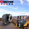11.00-20 1200-20 단단한 타이어, 포크리프트 타이어