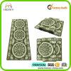 Estera de tierra de goma antideslizante, alfombra de goma