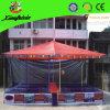 Trampoline 6 кроватей с крышей