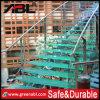 Corrimano delle scale dell'acciaio inossidabile del fornitore 304 della Cina