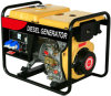 4kw/5.0kVA Genset diesel profissional para o uso Home