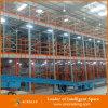 Zahnstangen-Hersteller-Stahlspeicher-multi waagerecht ausgerichteter Mezzanin-Fußboden