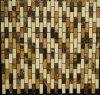 Mosaico Mixed della pietra di colore per la TV Backgrond (FYSSC240)
