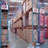 Estante del metal del estante del almacenaje del metal de la fábrica de China con las ruedas
