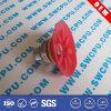 Copos de borracha padrão da sução ISO9001