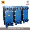 Reemplazo Titanium Gasket Plate Heat Exchanger para Sea Water