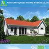 Casas modulares prefabricadas del tablero de emparedado de Foam&Concrete de la protección del medio ambiente