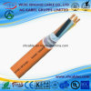 Power Circular Cables / PVC 600/1000V 4core+E SWA Copper Low Voltage Building Cable