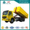 Camion d'ordures de bras de crochet de Sinotruk HOWO 6X4
