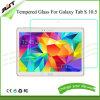 Protecteur d'écran en verre Tempered de tablette pour la languette S 10.5 de galaxie de Samsung