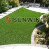 Hierba artificial china del jardín que ajardina