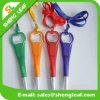 Lanyard Paper (SLF-LP023)를 가진 사랑스러운 Custom Logo Ball Pen