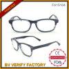 Nouveauté Acetate Optical Glasses avec Metal Spring (FA15104)