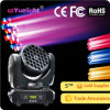 Yuelight 36pcsx3w RGBW СИД Beam Wash Moving Head Light с Zoom