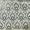 WomenのGarmentの綿Chemical Lace Fabric Used