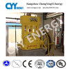 Compresor de tres fases espeso del nitrógeno de la refrigeración por agua de la vertical tres