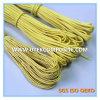 Kevlar a prova di fuoco Fiber Rope per Protection Industrial