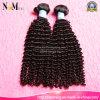 Отсутствие обрабатываемых химикатом естественных человеческих волос 100% девственницы