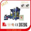 De ecologische Machine van de Baksteen voor het Blok en de Betonmolen van het Cement