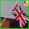 Флаг автомобиля ткани печатание нестандартной конструкции