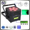 PARITÀ senza fili di illuminazione della fase Lighting/5in1 LED DMX LED di alto potere