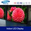 ¡Venta caliente! ¡! Pantalla de visualización publicitaria a todo color de interior de LED P10