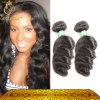 Het beste Verkopende Menselijke Haar kan de Geverfte Natuurlijke Uitbreidingen van het Haar zijn
