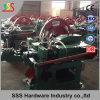 El doble caliente de la venta dirige el clavo que hace la fuente de la fábrica de máquina