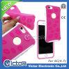 Capítulo de la PC de los labios de la novedad y caja rojos del teléfono móvil del silicio para el iPhone 6g
