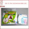 Tecido impresso do bebê do preço o algodão descartável o mais barato do fabricante China
