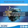 Motor a estrenar de Weichai y motor marina (WP12C450)