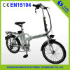Fábrica 2015 Price 36V Folding Electric Bike con Lithium Battery