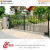 Piccolo cancello del ferro saldato della strada privata di nuovo disegno